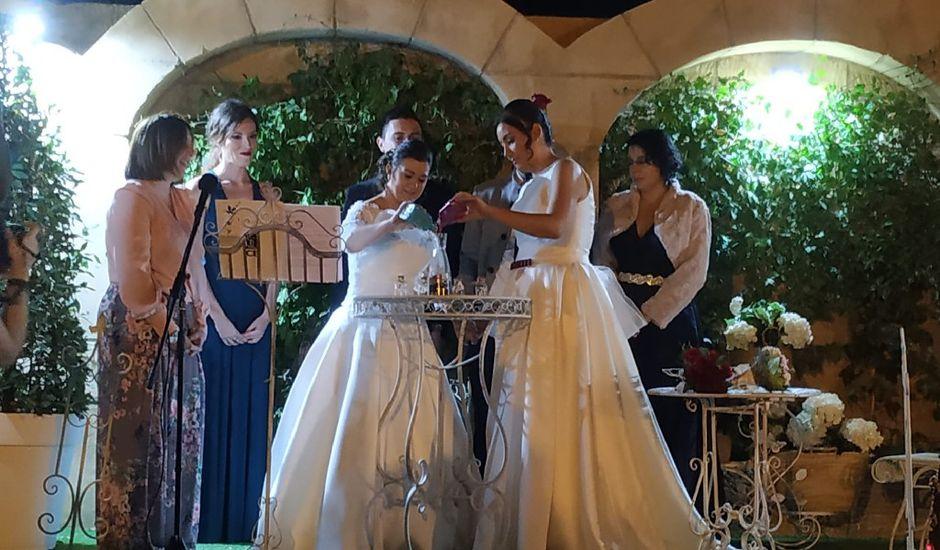 La boda de Patricia  y Eva en Pedrola, Zaragoza
