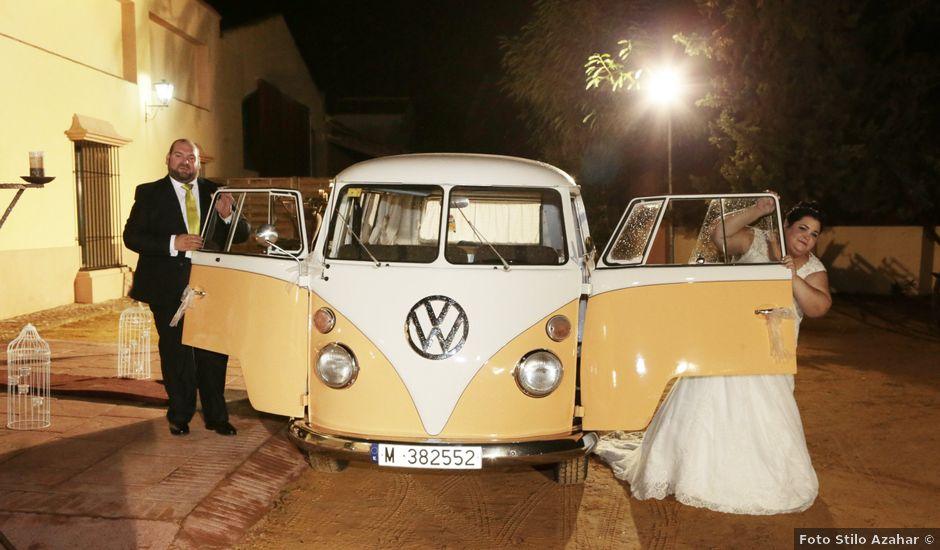 La boda de Sandra y Jesús en La Rinconada, Sevilla
