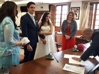 La boda de Valentina y Isaac