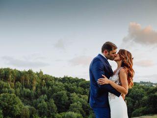 La boda de Malena y Ruben