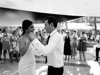 La boda de Elena y Pedro