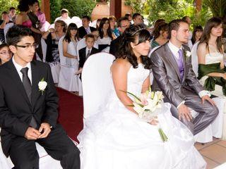 La boda de Israel y Gabriela 2