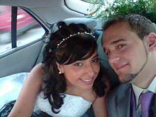 La boda de Israel y Gabriela 3