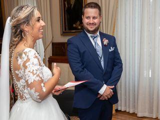 La boda de Olatz y Igor