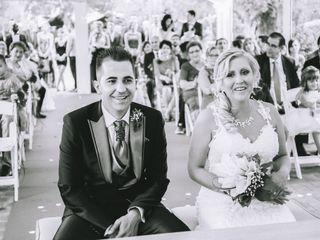 La boda de Dabinia y Roberto
