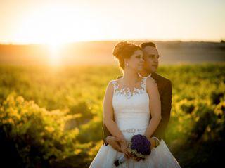 La boda de Melanie y Jorge