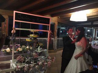 La boda de Andra y Javier 3