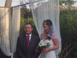 La boda de Andra y Javier