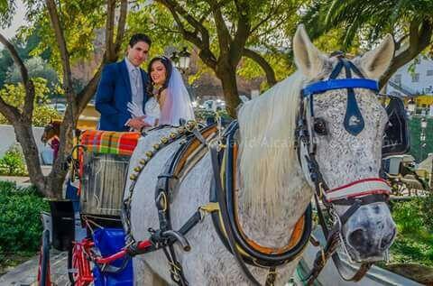 La boda de Isaac y Valentina en Mijas, Málaga 4