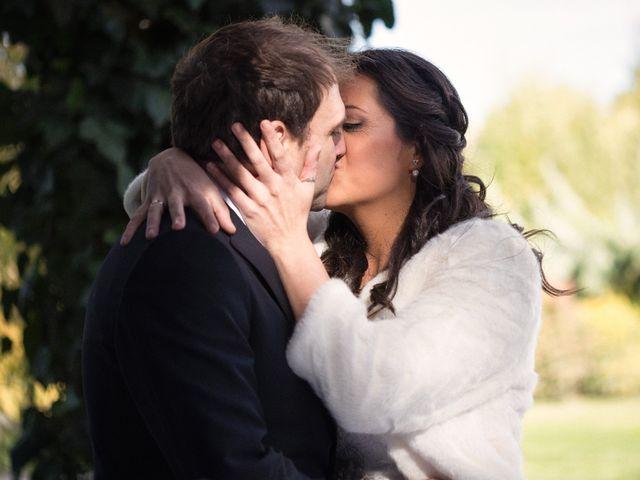 La boda de Berta y Gonzalo