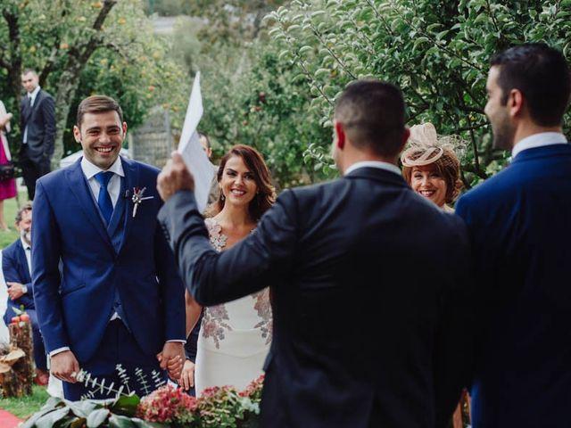 La boda de Ruben y Malena en Prado (Lalin), Pontevedra 22