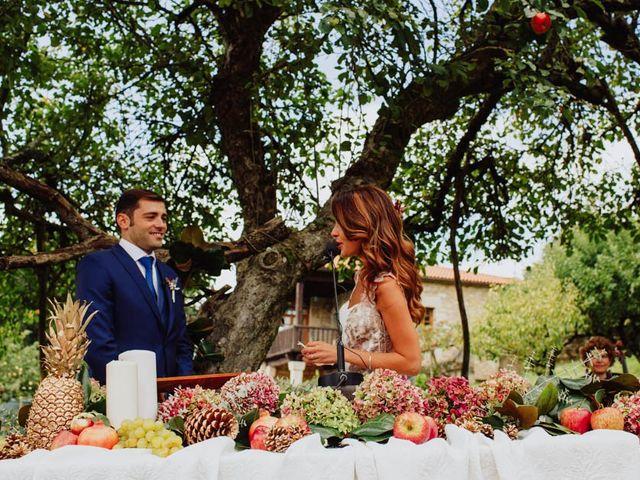 La boda de Ruben y Malena en Prado (Lalin), Pontevedra 24