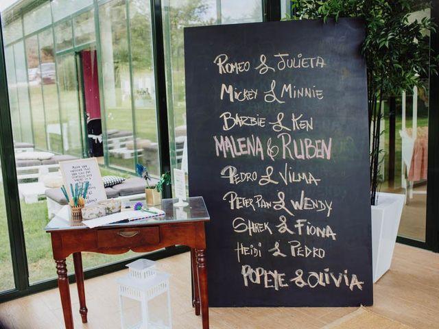 La boda de Ruben y Malena en Prado (Lalin), Pontevedra 30