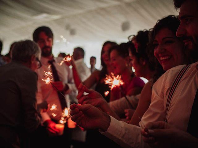 La boda de Ruben y Malena en Prado (Lalin), Pontevedra 35