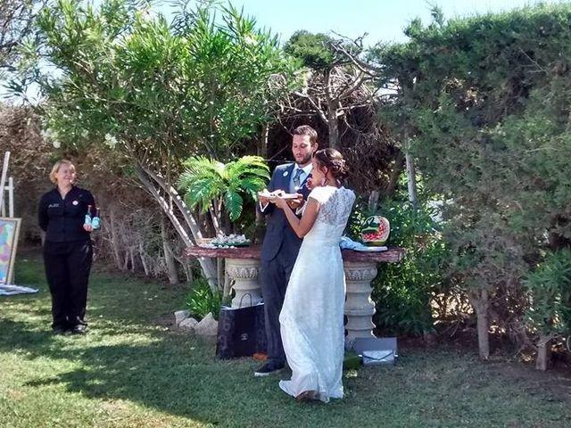 La boda de Luisete y Eva en Sanlucar De Barrameda, Cádiz 4