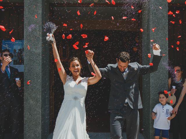 La boda de Eva y Luisete