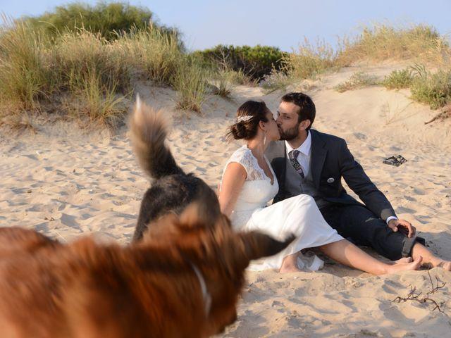La boda de Luisete y Eva en Sanlucar De Barrameda, Cádiz 31