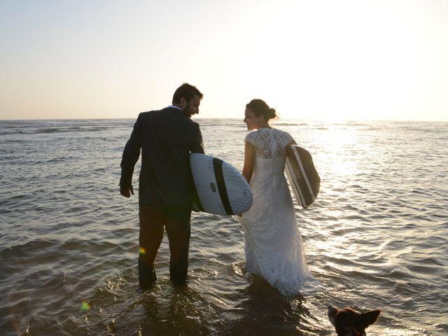 La boda de Luisete y Eva en Sanlucar De Barrameda, Cádiz 34