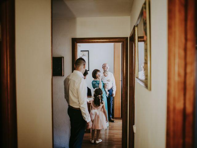 La boda de Javi y Cristina en Castellar Del Valles, Barcelona 12
