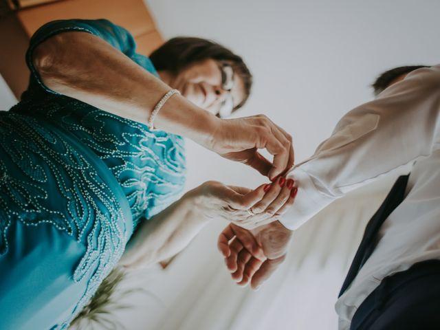 La boda de Javi y Cristina en Castellar Del Valles, Barcelona 30