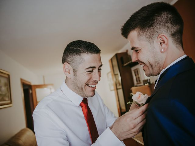 La boda de Javi y Cristina en Castellar Del Valles, Barcelona 39