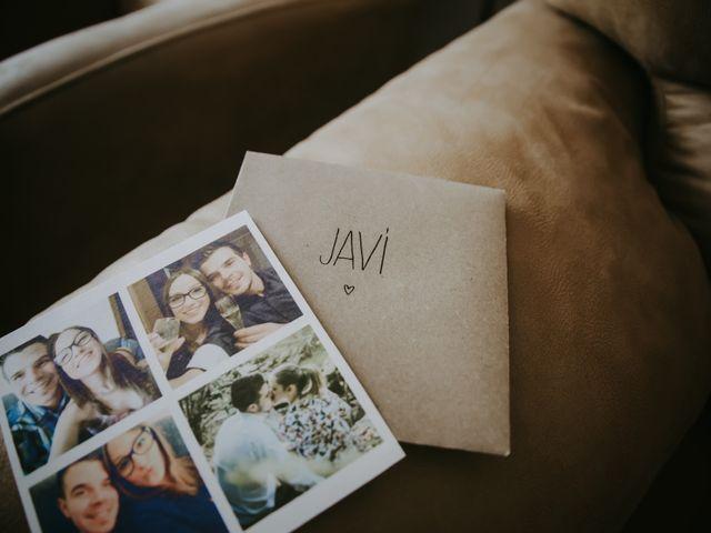 La boda de Javi y Cristina en Castellar Del Valles, Barcelona 42