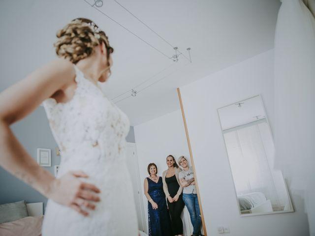 La boda de Javi y Cristina en Castellar Del Valles, Barcelona 52