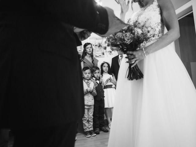 La boda de Javi y Cristina en Castellar Del Valles, Barcelona 68