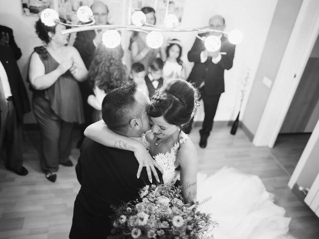 La boda de Javi y Cristina en Castellar Del Valles, Barcelona 69