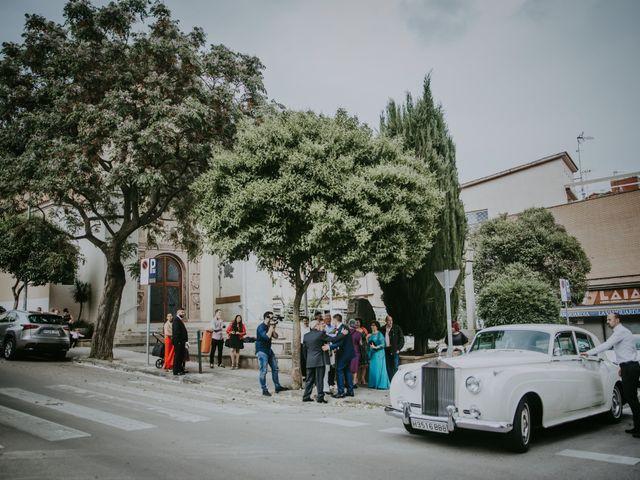 La boda de Javi y Cristina en Castellar Del Valles, Barcelona 72