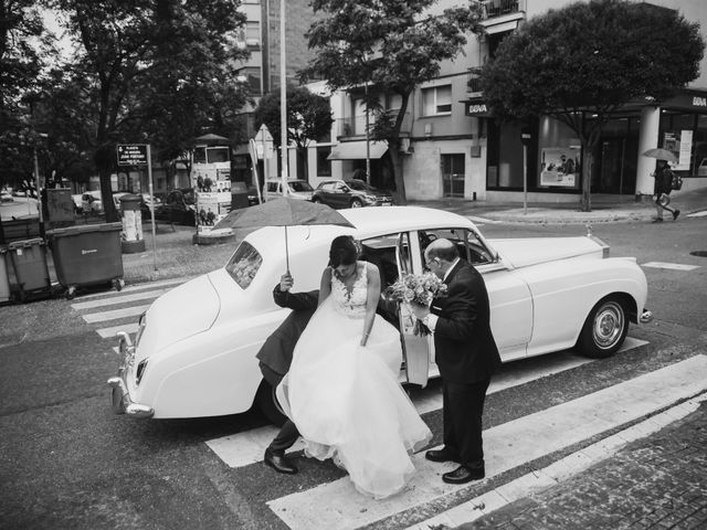 La boda de Javi y Cristina en Castellar Del Valles, Barcelona 75