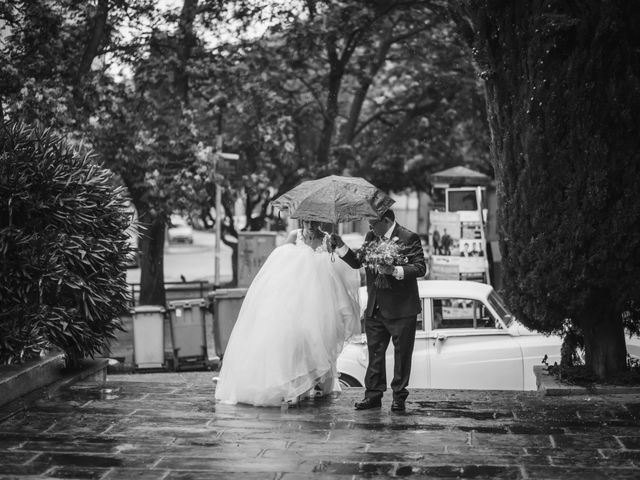 La boda de Javi y Cristina en Castellar Del Valles, Barcelona 77