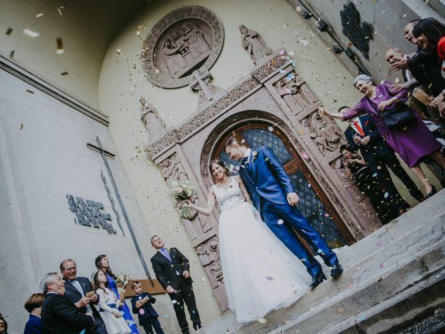 La boda de Javi y Cristina en Castellar Del Valles, Barcelona 82