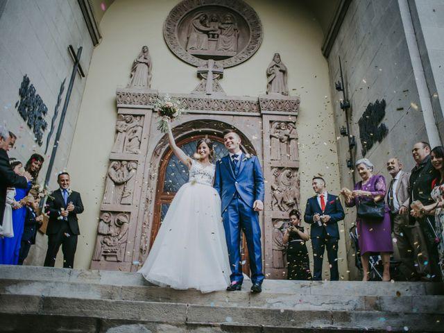 La boda de Javi y Cristina en Castellar Del Valles, Barcelona 83