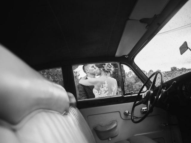 La boda de Javi y Cristina en Castellar Del Valles, Barcelona 2