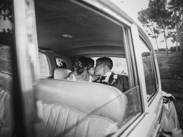 La boda de Javi y Cristina en Castellar Del Valles, Barcelona 109