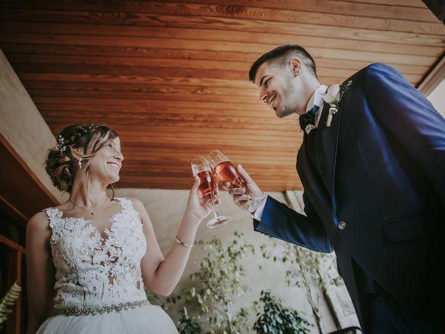La boda de Javi y Cristina en Castellar Del Valles, Barcelona 113
