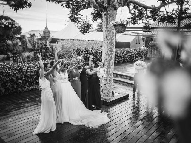 La boda de Javi y Cristina en Castellar Del Valles, Barcelona 131