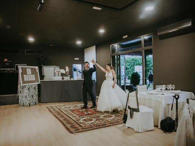 La boda de Javi y Cristina en Castellar Del Valles, Barcelona 140