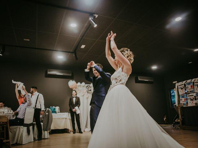 La boda de Javi y Cristina en Castellar Del Valles, Barcelona 142