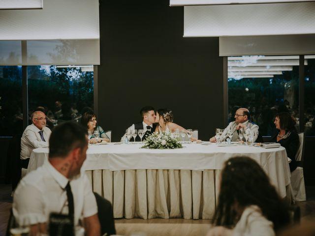 La boda de Javi y Cristina en Castellar Del Valles, Barcelona 144