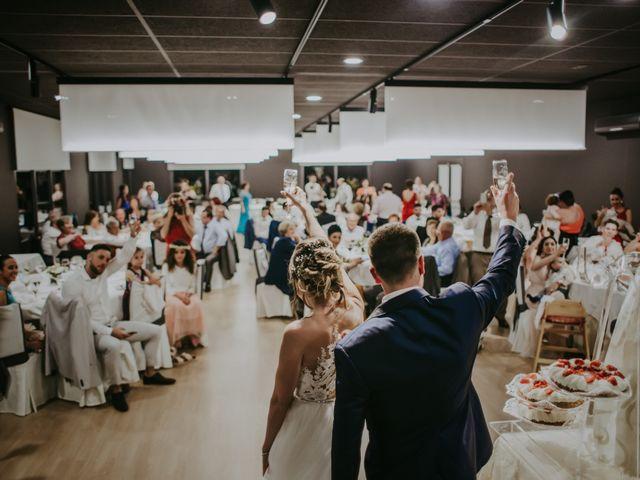 La boda de Javi y Cristina en Castellar Del Valles, Barcelona 153