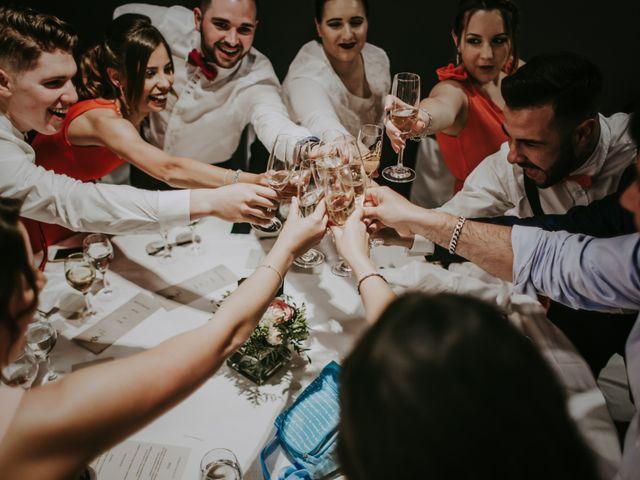 La boda de Javi y Cristina en Castellar Del Valles, Barcelona 155