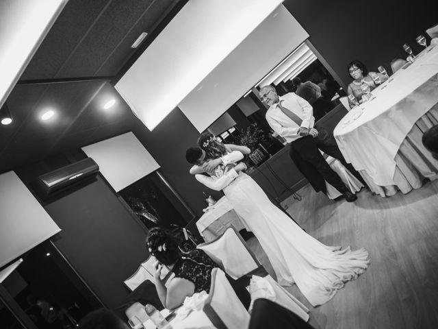 La boda de Javi y Cristina en Castellar Del Valles, Barcelona 158