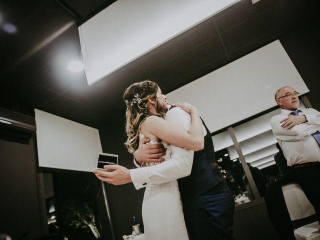 La boda de Javi y Cristina en Castellar Del Valles, Barcelona 160