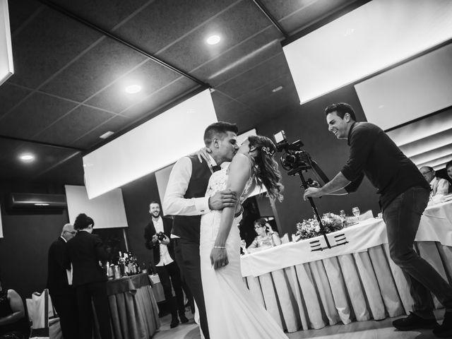 La boda de Javi y Cristina en Castellar Del Valles, Barcelona 162