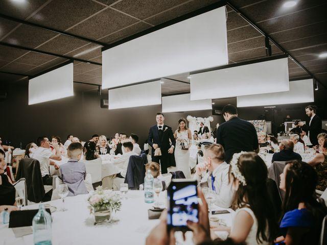 La boda de Javi y Cristina en Castellar Del Valles, Barcelona 165