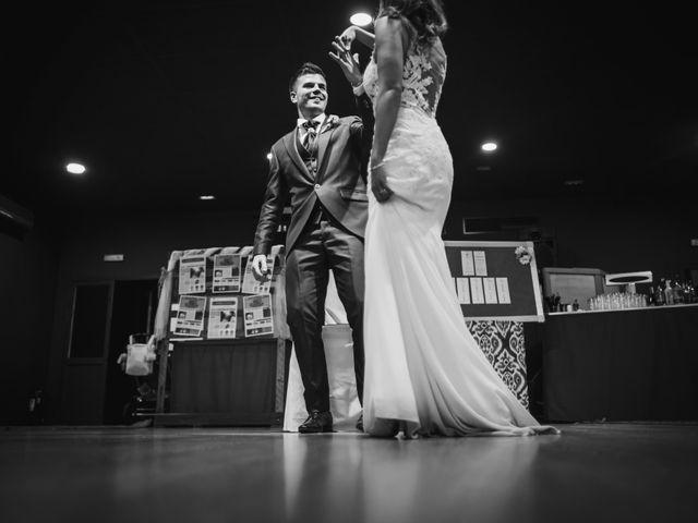 La boda de Javi y Cristina en Castellar Del Valles, Barcelona 170