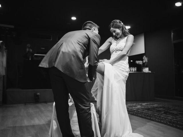 La boda de Javi y Cristina en Castellar Del Valles, Barcelona 171