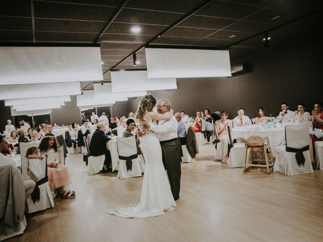 La boda de Javi y Cristina en Castellar Del Valles, Barcelona 174